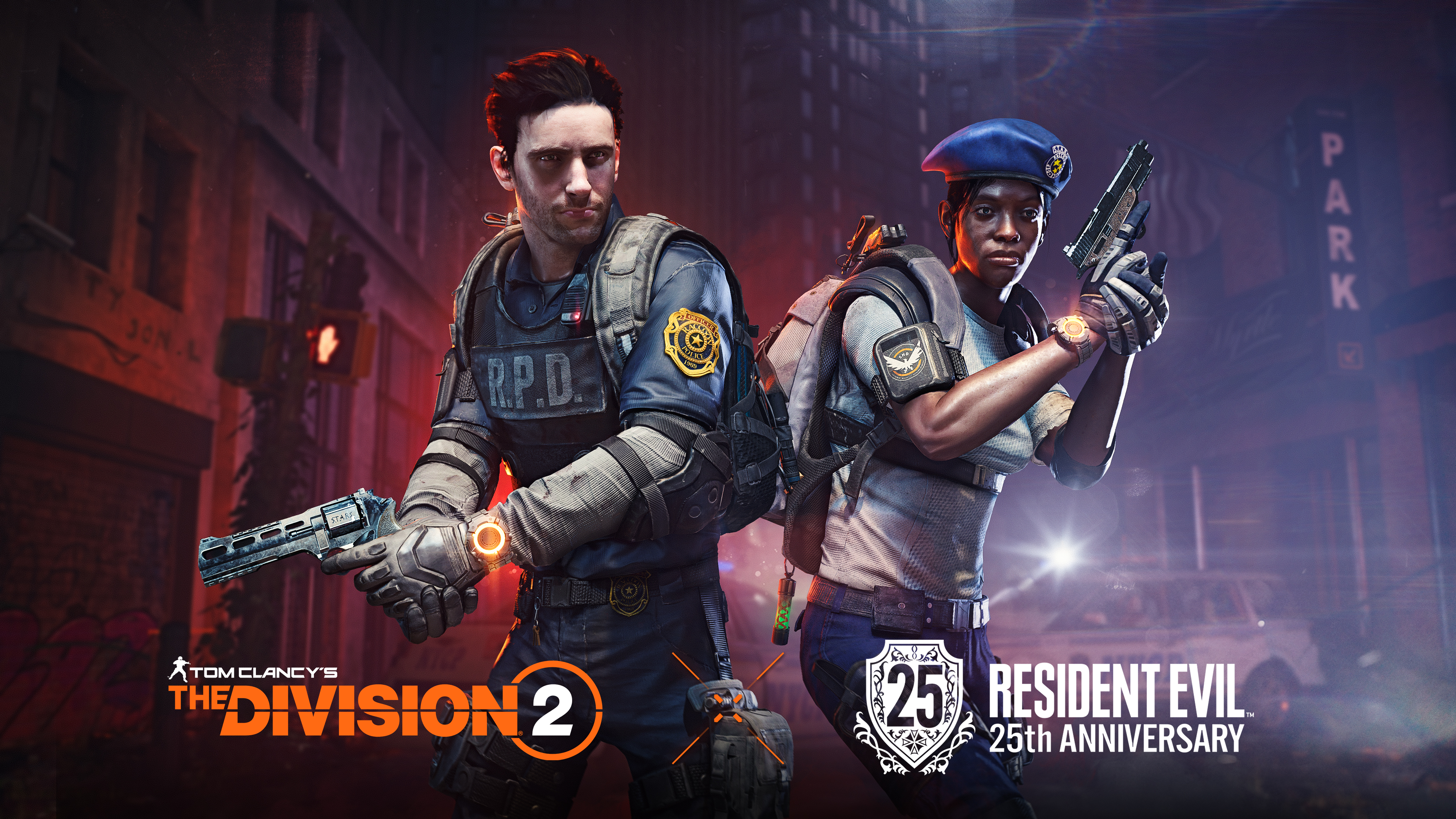 Division 2 ps5 RE event