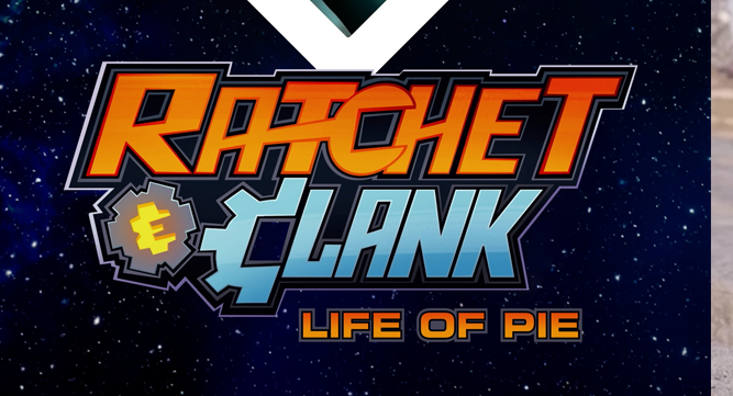 Ratchet and clank life of pie tv short ps5 rift apart