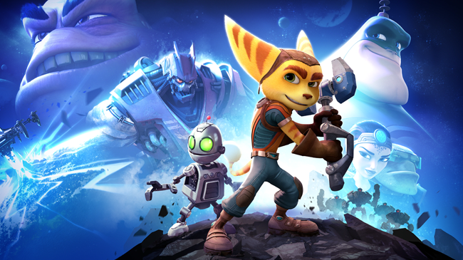 ratchet and clank ps4 free