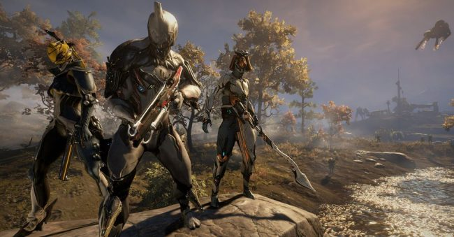 Warframe PS5 review