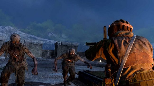 Call of Duty Warzone Zombie Plague