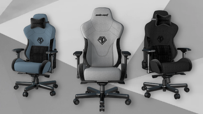 AndaSeat T-Pro 2 Series Premium Gaming Chair Review