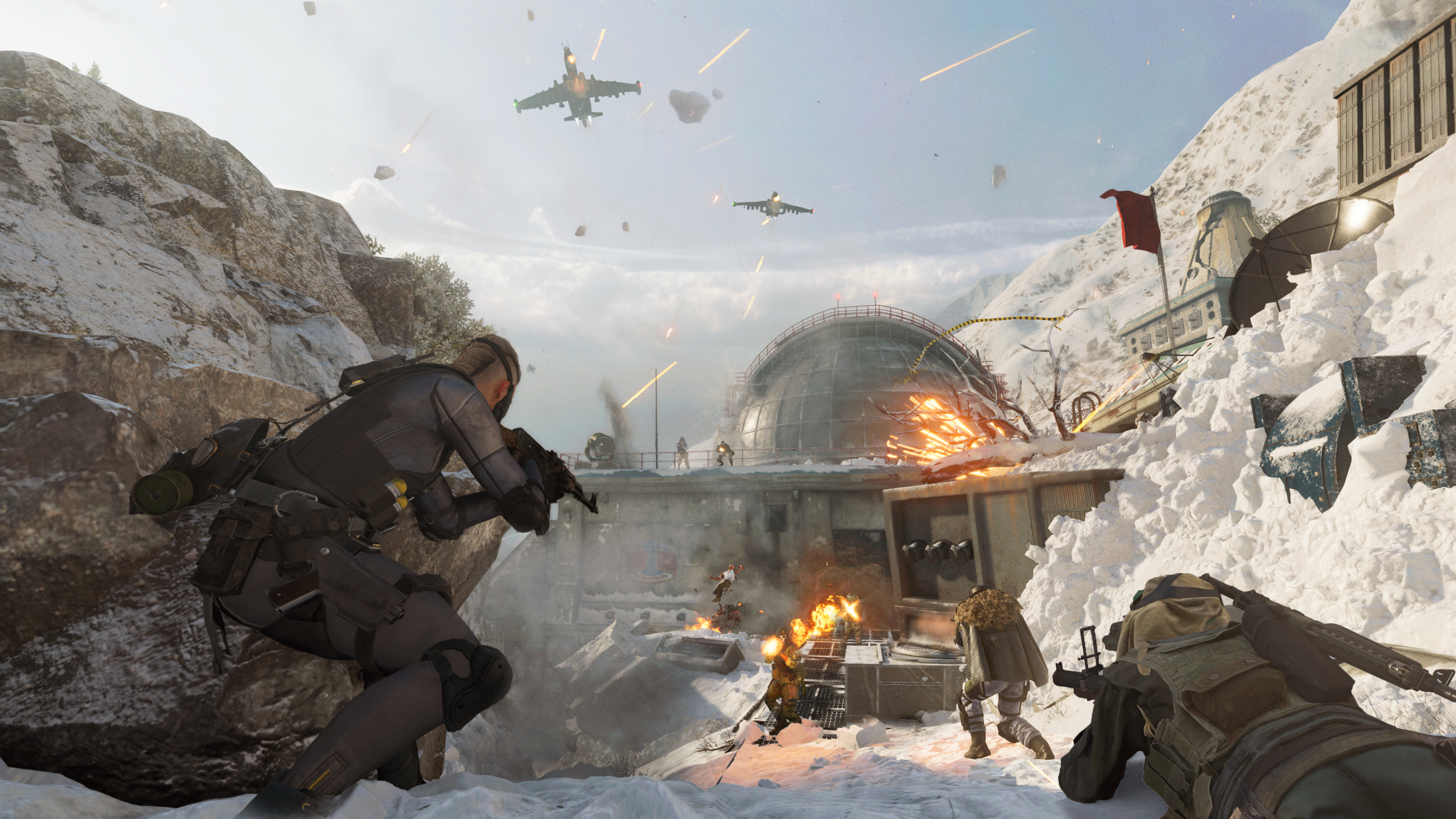 Black Ops Cold War Season Three update patch notes