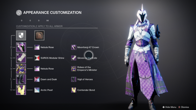 Destiny 2 transmog armor synthesis synth synth synth synth synth