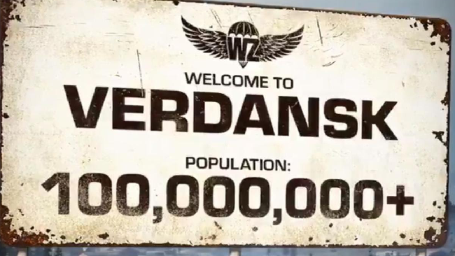 call of duty warzone players player count 100 million