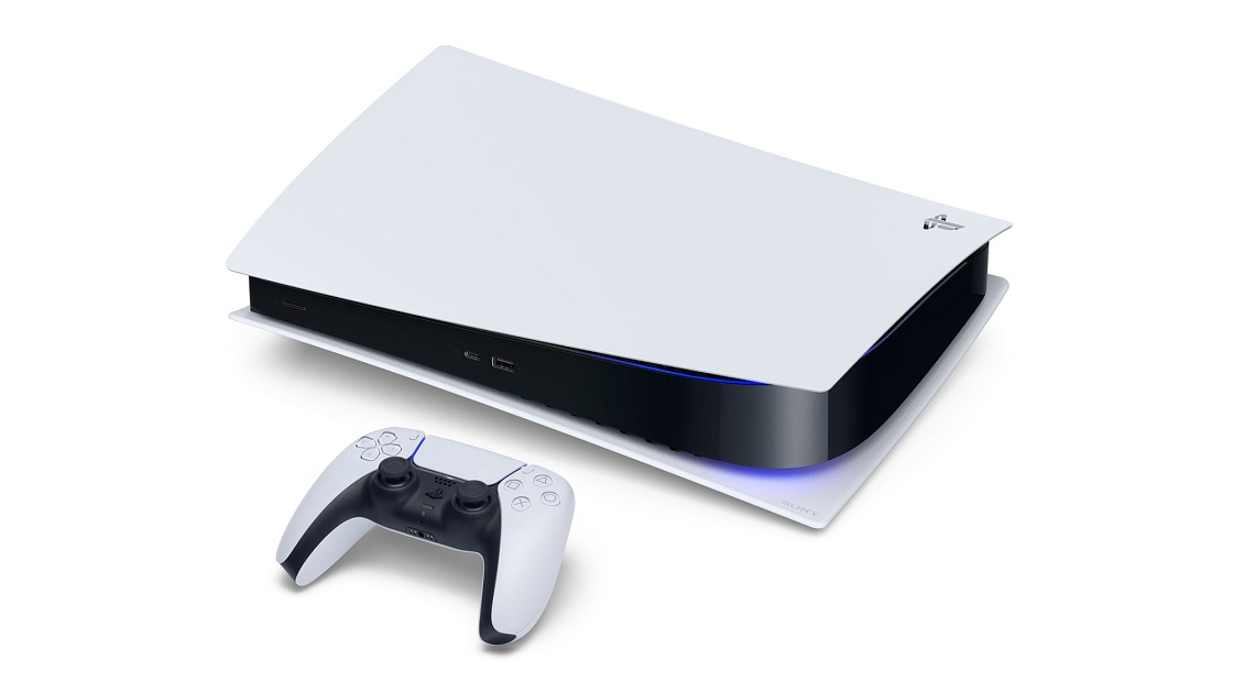 PlayStation 5 System software update firmware Update April 2021