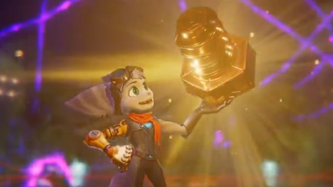 ratchet and clank rift apart gold gone gold