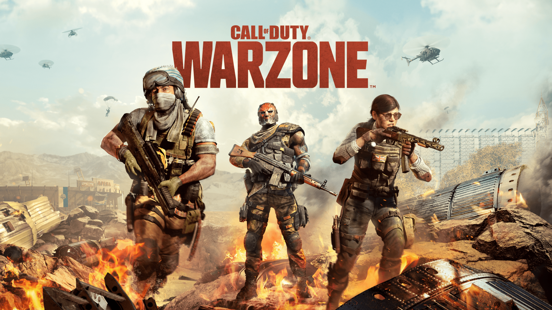 Call of Duty Warzone 120 fps PS5