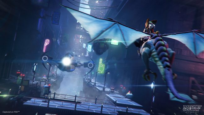 Ratchet and clank rift apart review (1)