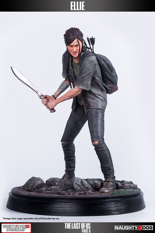 Celebrate The Last of Us II's Anniversary With New Merchandise Including Ellie and Abby Statues
