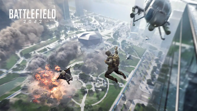 Battlefield 2042 free to play