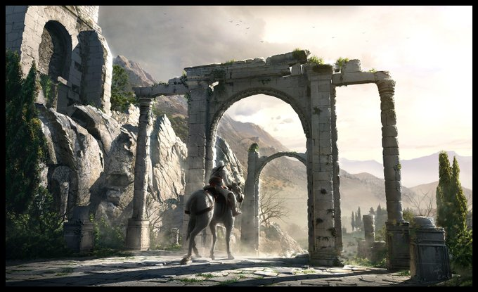 Raphael Lacoste Leaves Assassin's Creed