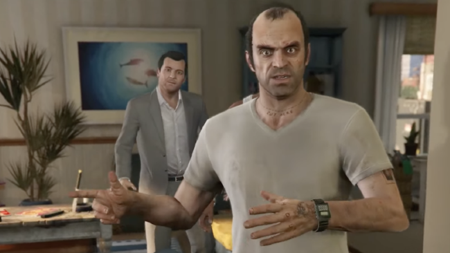 Grand Theft Auto V and GTA Online PS5 Delayed to March 2022
