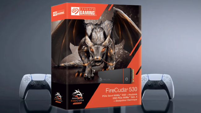 Seagate FireCuda 530 SSD PS5 Review