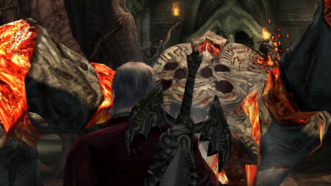 The devil can cry for 20 years