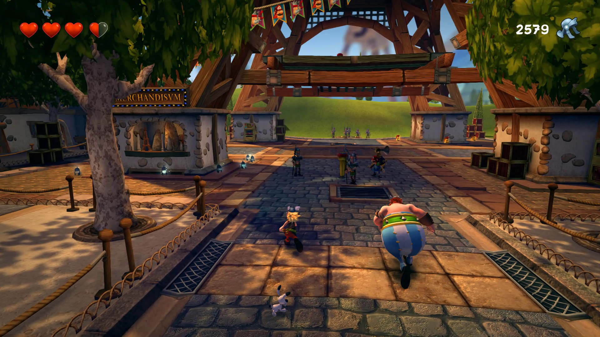 Asterix Obelix Xxl 2 Are Getting Remastered For The Ps4 Perezstart