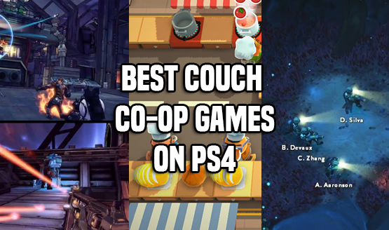 Best Couch Co-op Games