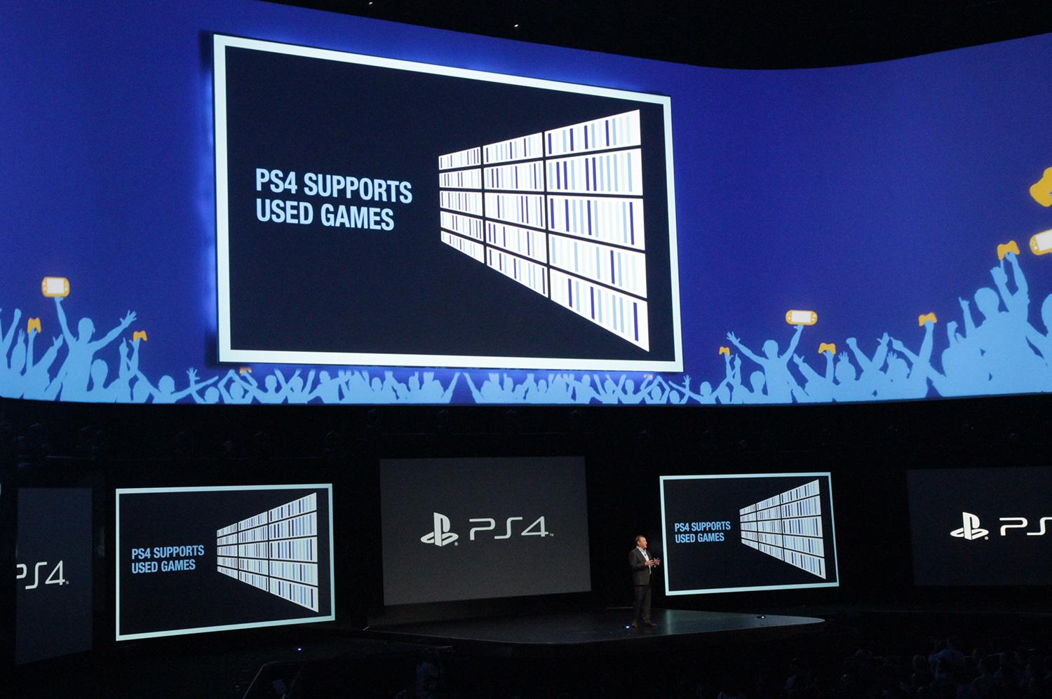 Sony Stakes a Claim For the Console Throne