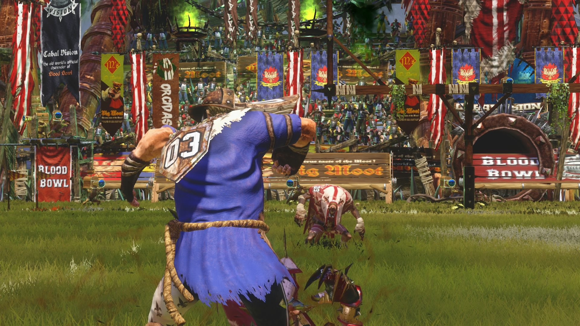 Blood Bowl 2 Review Gallery