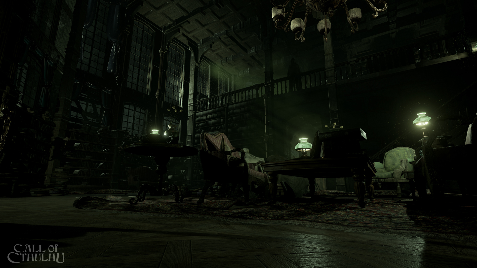 Call of Cthulhu 2018 Paris Preview