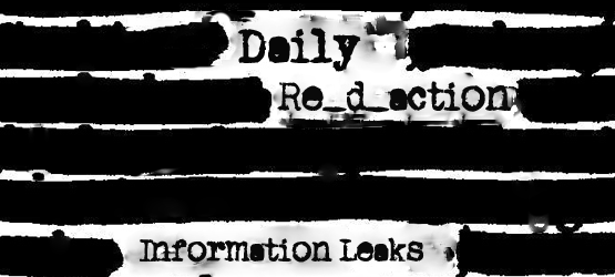 Information Leaks - Do They Hurt the Industry?