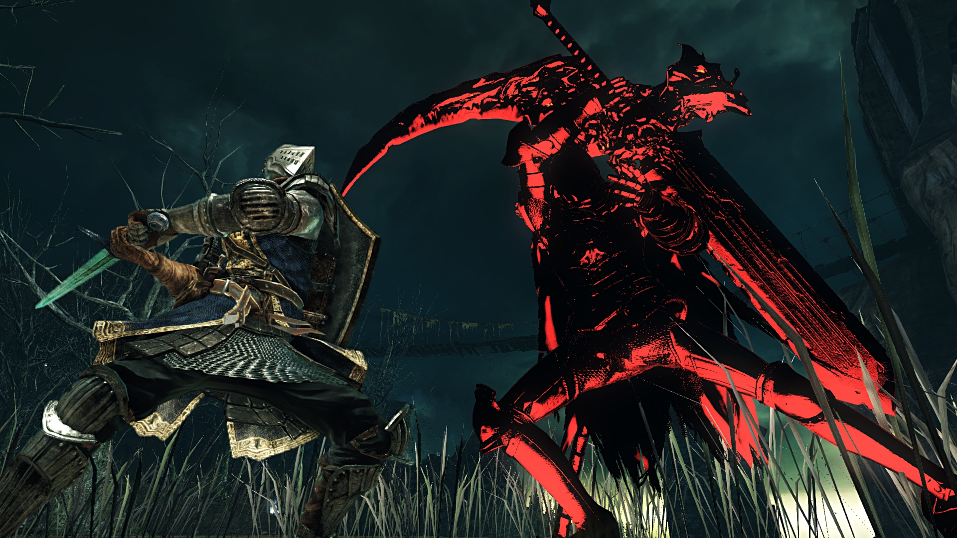 Dark Souls II: Scholar of the First Sin Preview