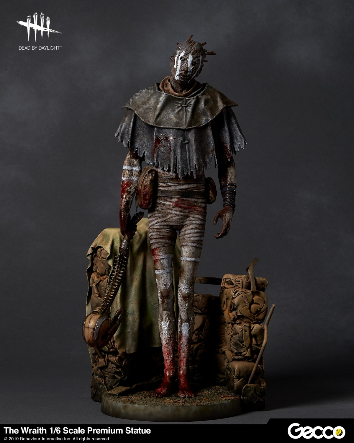 Dead by Daylight The Wraith Statue