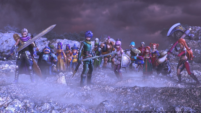 What is Dragon Quest Heroes II?