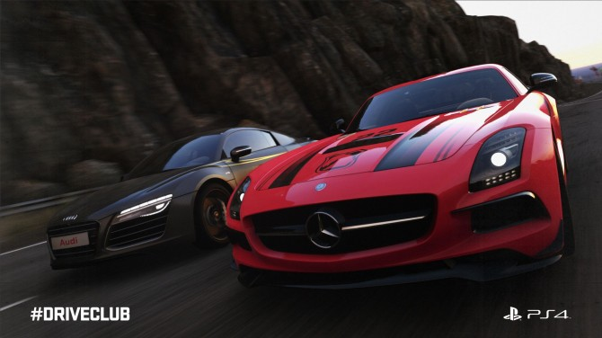DriveClub Only Requires 3.5GB for You to Start Playing