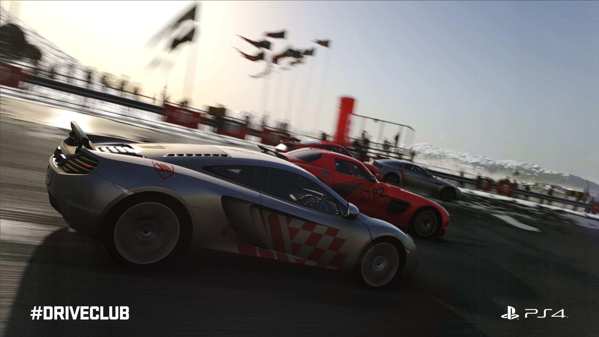 DriveClub Will be at 30fps