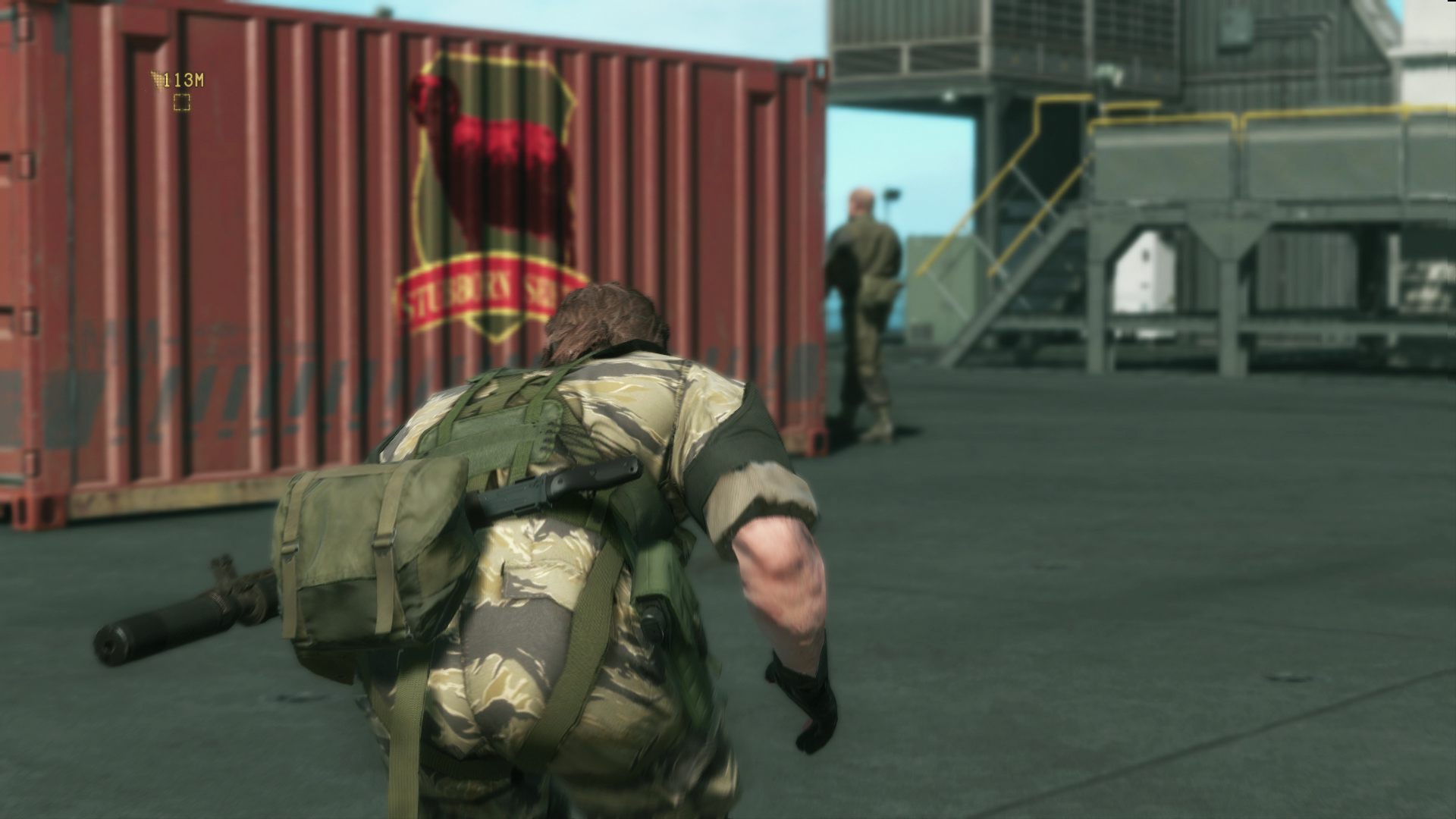 Hideo Kojima and Kojima Productions Were Removed From the Game's Box
