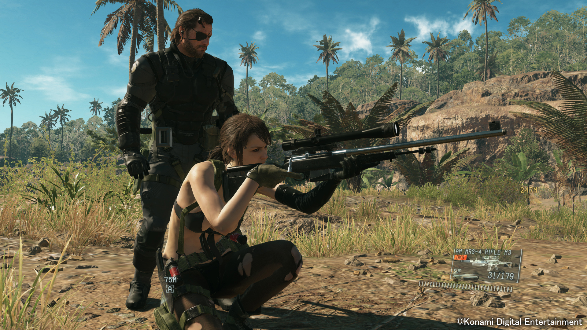Metal Gear Online on PS4 Will Support up to 16 Players