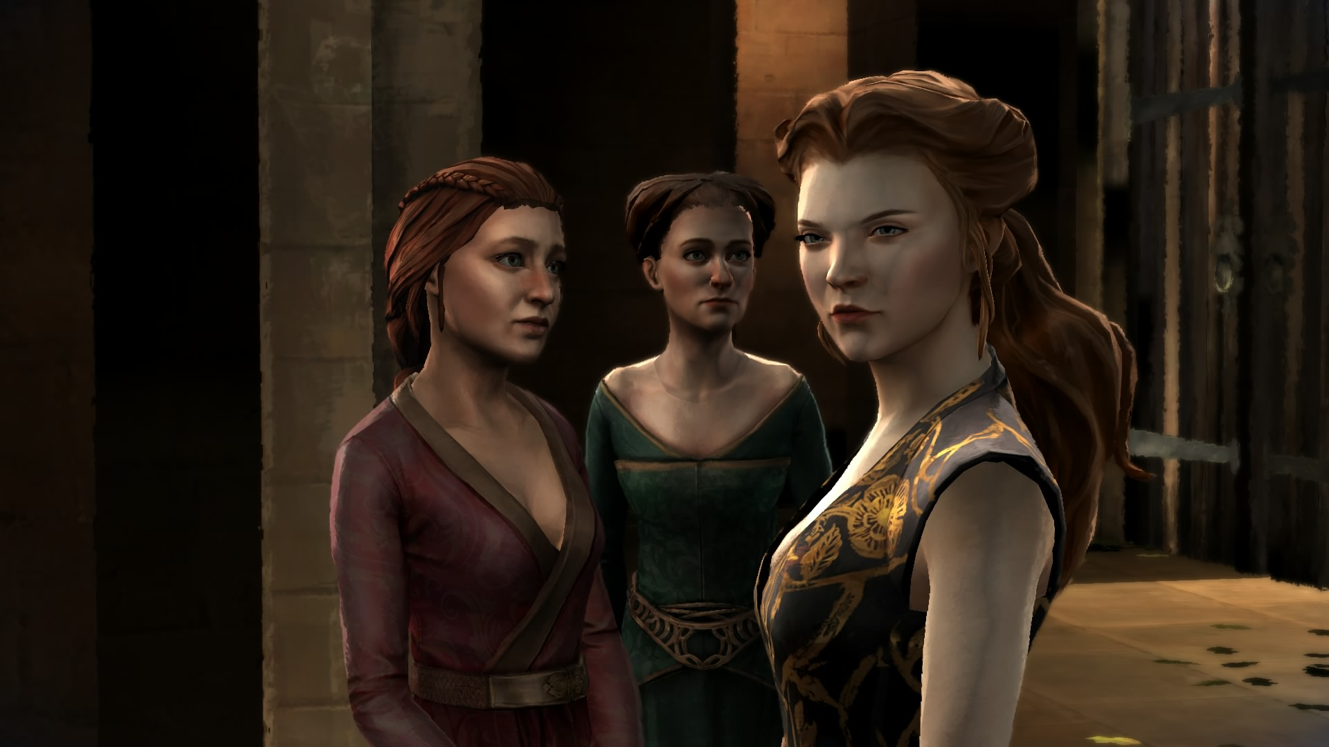 Game of Thrones: Episode 5 - A Nest of Vipers Screenshots