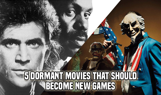 Movies to Games...Yay or Nay?