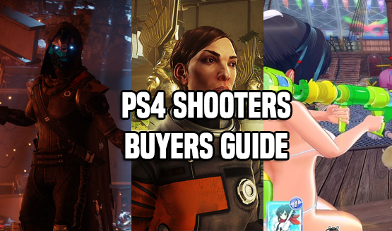 PS4 Shooters Holiday Guide