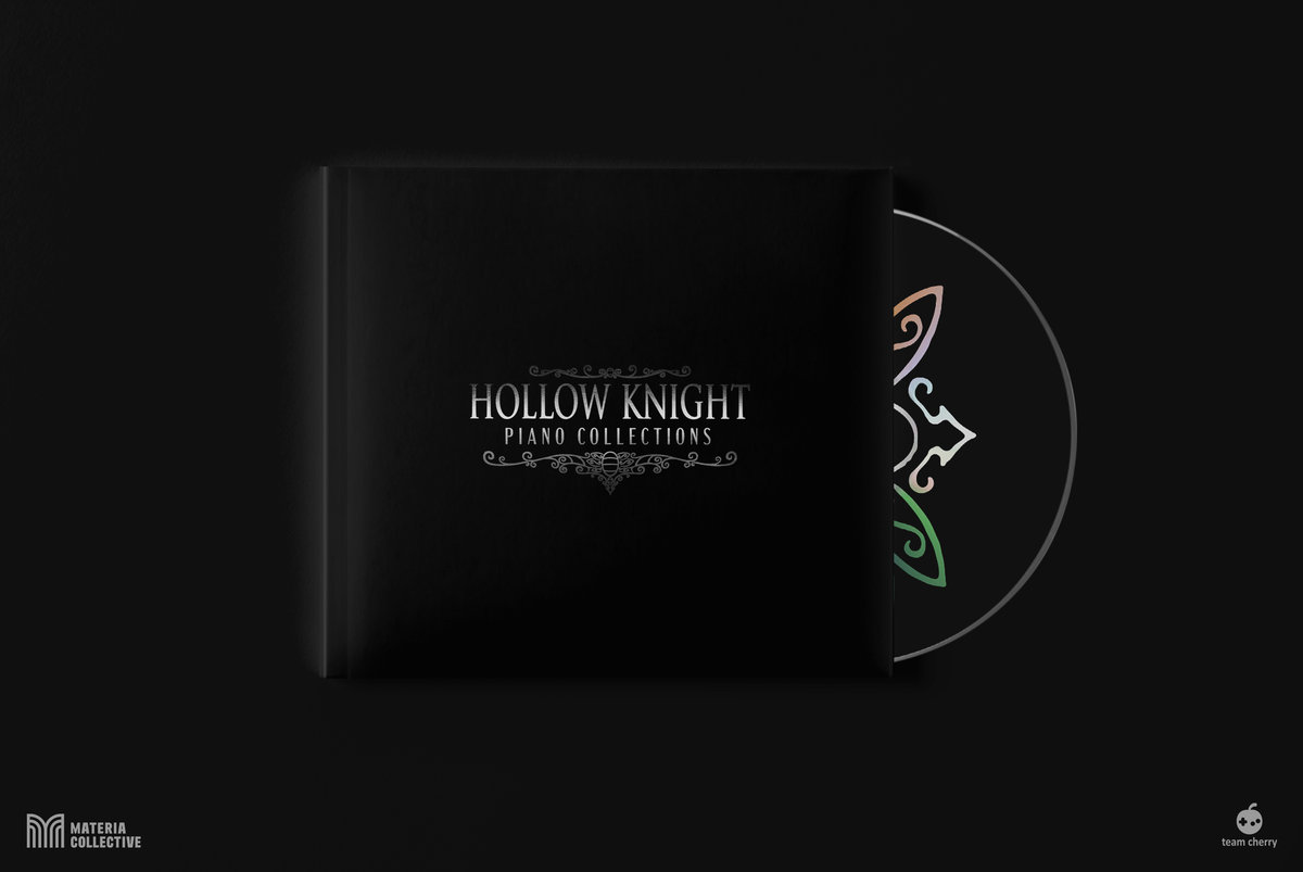 Hollow Knight Piano Collections CD