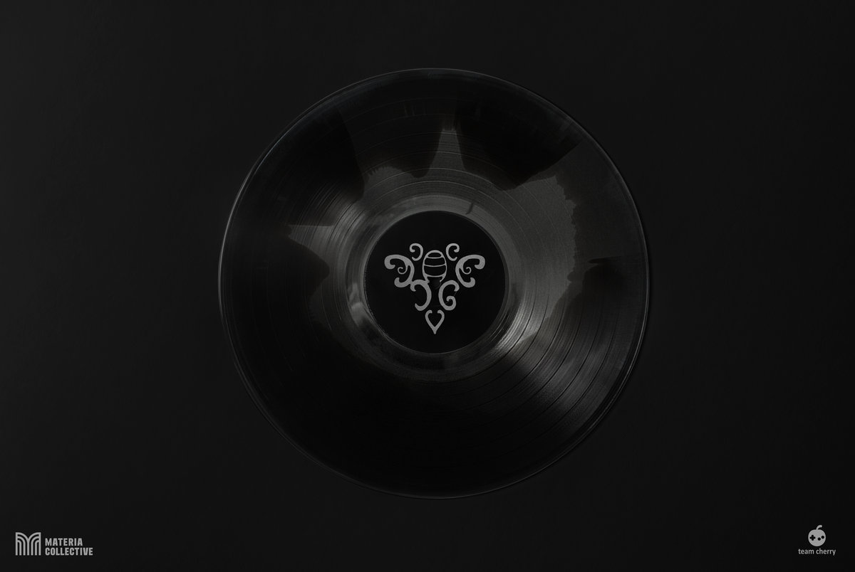 Hollow Knight Piano Collections Vinyl