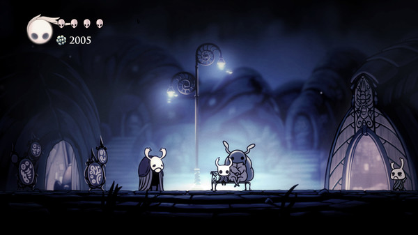 Hollow Knight Gameplay