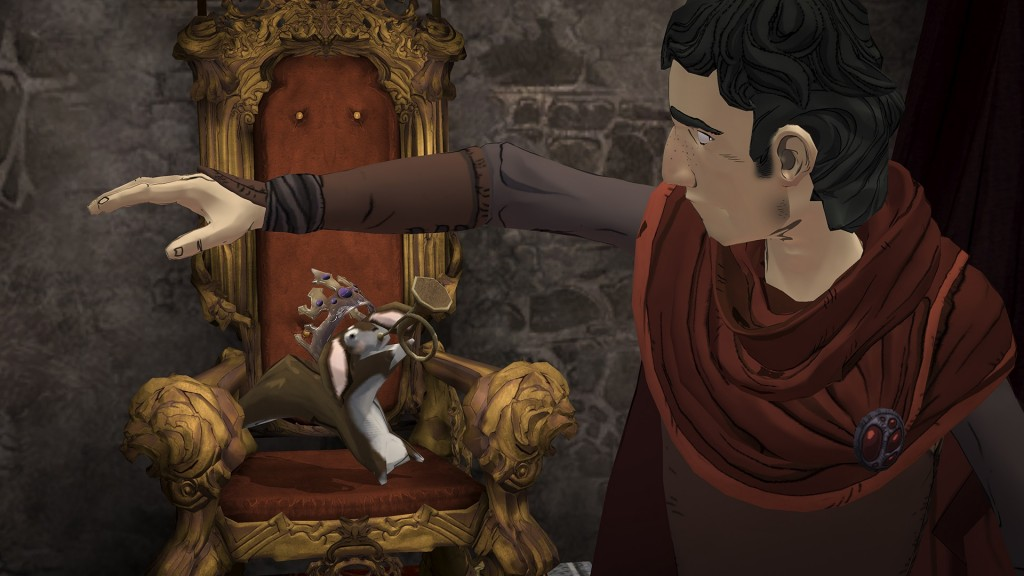 King's Quest Chapter 2 Rubble Without a Cause