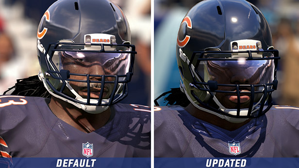 Madden NFL 16 Player Likeness Update Gallery