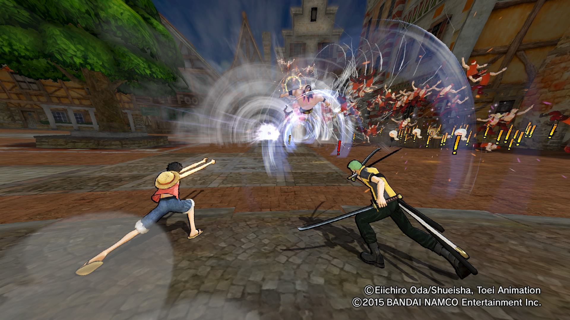 One Piece: Pirate Warriors 3 Review Gallery