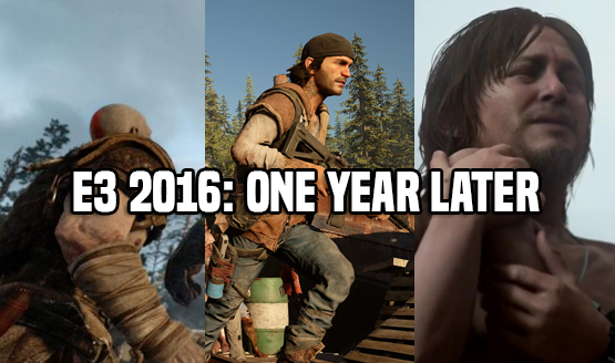 E3 2016: One Year Later