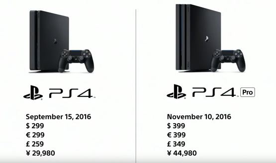 Ps4 Pro Specs Official Images Revealed