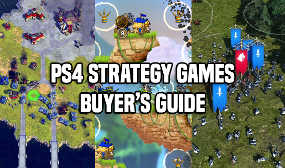 PS4 Strategy Games