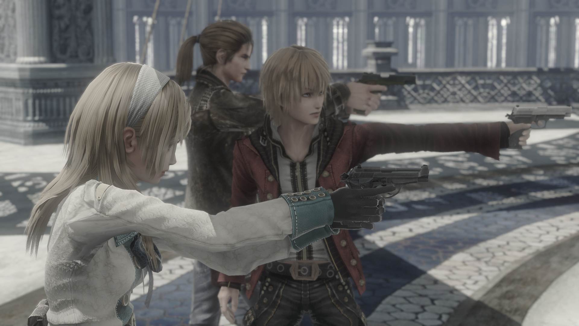 Resonance of Fate Remaster Discussed by Developer