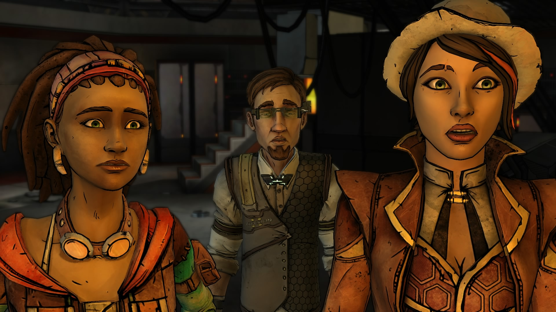 Tales from the Borderlands Ep. 2: Atlas Mugged