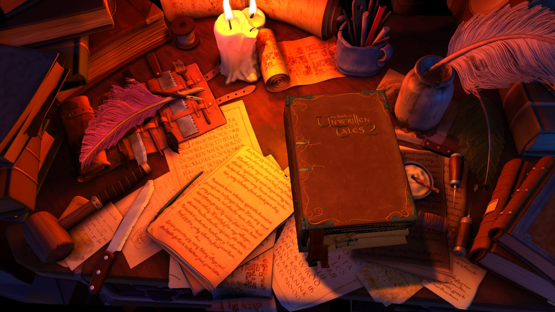 The Book of Unwritten Tales Review