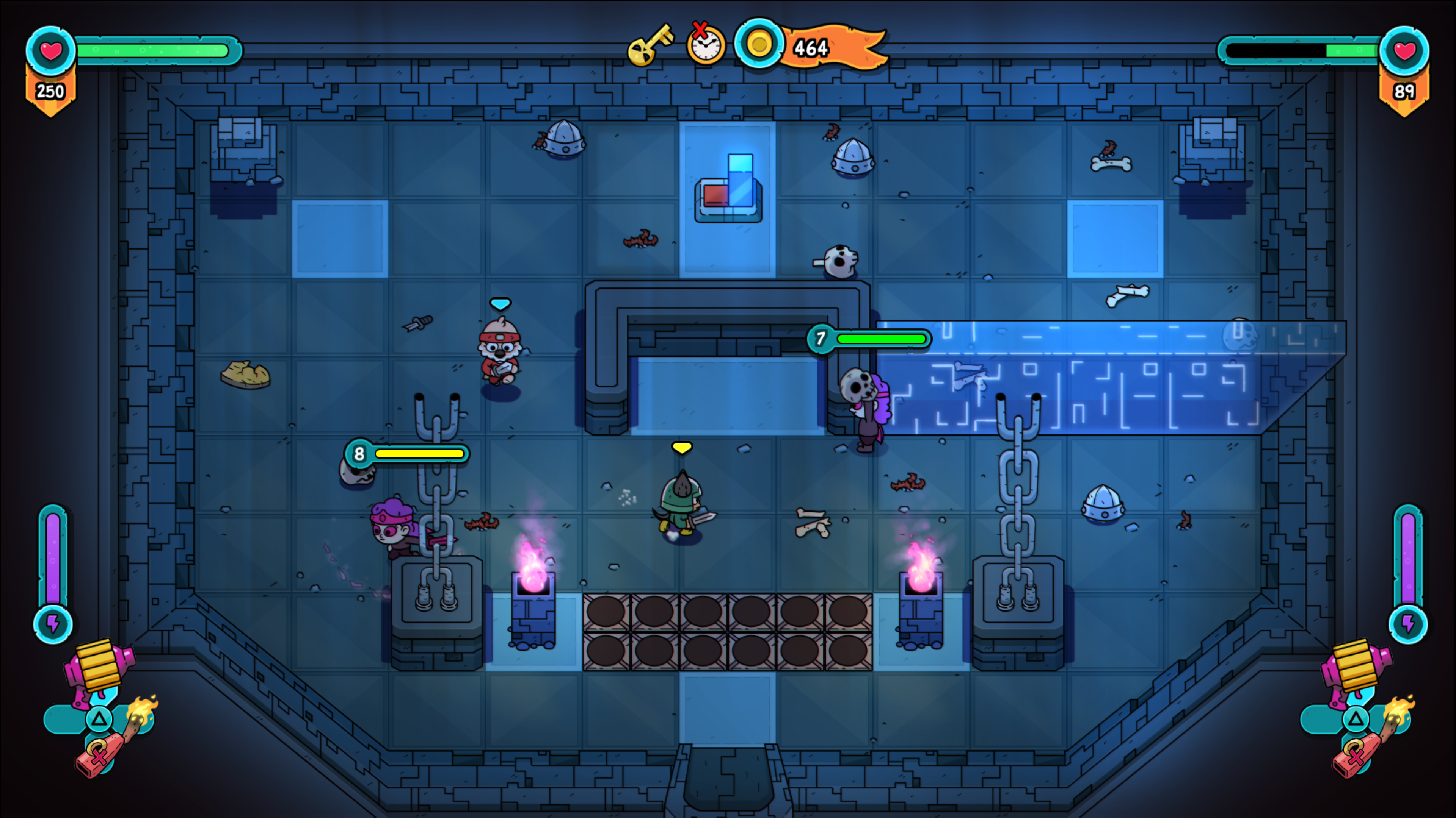 The Swords of Ditto Review
