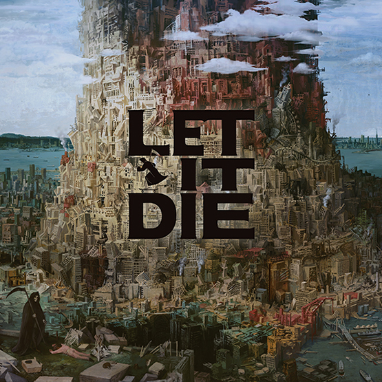6. Let it Die by Akira Yamaoka and a Ton of Other Bands