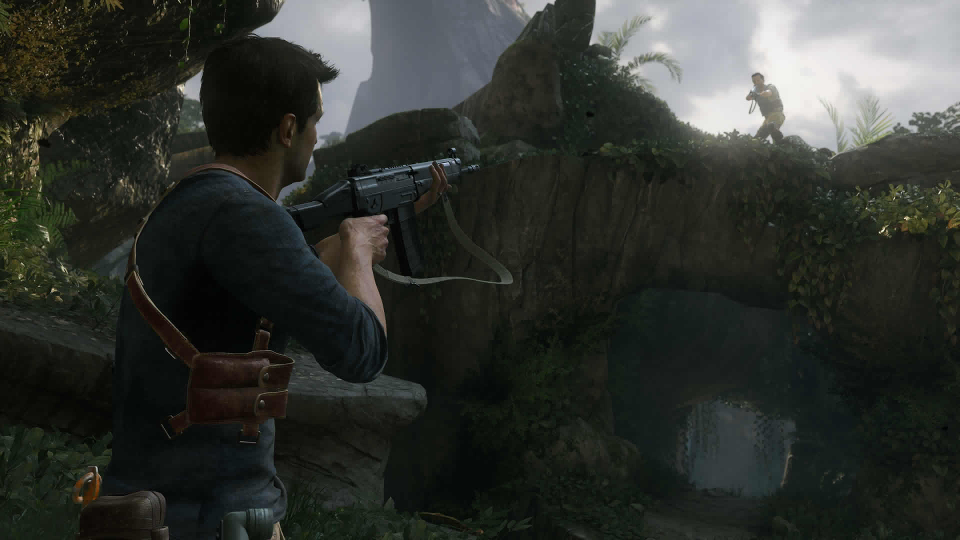 Uncharted 4 Cover Art and Images